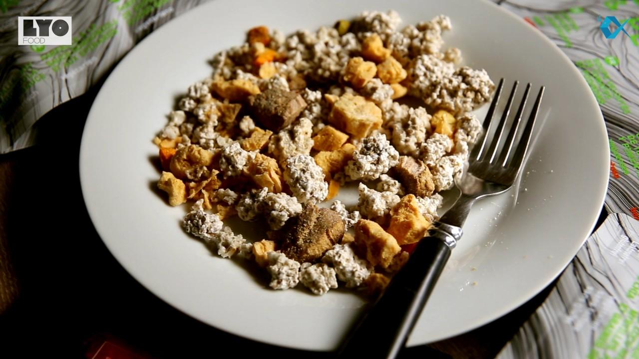 Lyo Food - zdrowa żywność liofilizowana