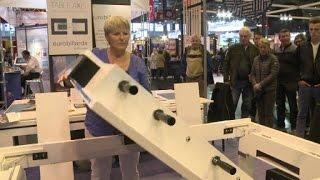 Concours Lépine: des dizaines d'inventions à découvrir à la Foire de Paris
