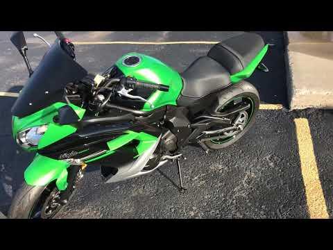 2016 Kawasaki Ninja 650 in Belleville, Michigan