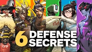 6 Secrets about Overwatch