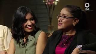 Conversando con Cristina Pacheco - Mariana Torres y Andrés Torres