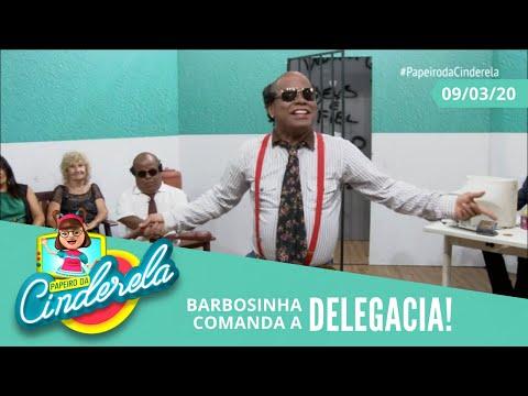 PAPEIRO DA CINDERELA - Exibido segunda-feira 09/03/2020