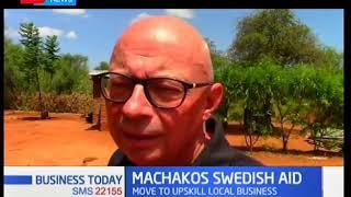Swedish women program at Machakos