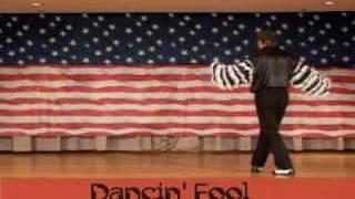 DANCIN' FOOL  (Line Dance)  TEACH