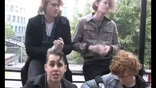 YVES KLEIN BLUE - DINOSAUR (BalconyTV)
