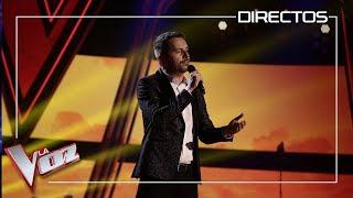 Ángel Cortés Canta 'O Sole Mío' | Directos | La Voz Antena 3 2019