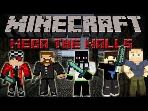Minecraft: Mega THe Walls Потерянная серия часть 1 \