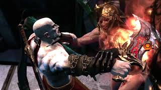 God of War - Kratos vs Furies Boss (GoW Ascension)