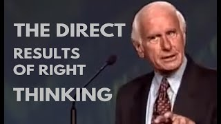Good health is the Direct results of Right thinking [Jim Rohn Self Education]