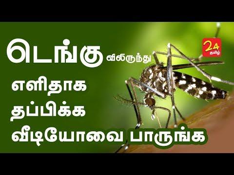 Symptoms of Dengue Fever - Dengue Home Remedy - Tamil Health Tips