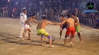 Kurana VS Dhanouri Top Match at Siwah