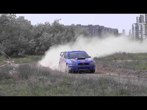 "Ралли ""Чумацкий Шлях"" (ЧУ - 17-18 мая 2013) видео"