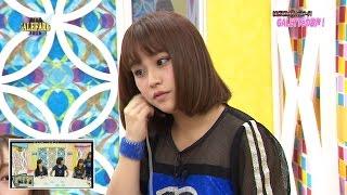 話題の美少女アイドルがキワどい生歌で名曲熱唱!GALETTe古森結衣