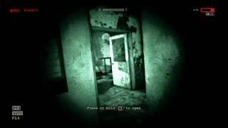 Outlast Whistle Blower: Final Boss + ending ( PS4/1080p )