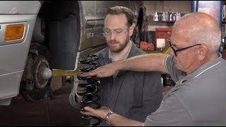 The Dangers of Replacing Coil Springs on Your Vehicle - Full Clip
