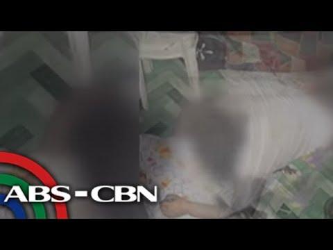 Face mask hugas at pampalusog na may banglay