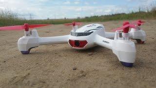 Самый дешевый квадрокоптер с GPS ... Hubsan X4 H502E