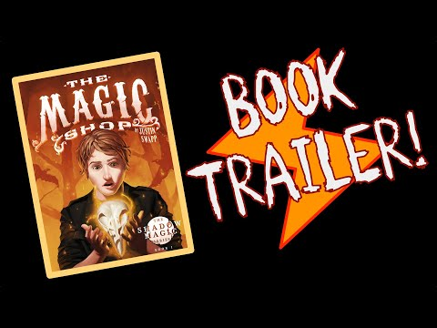 The Magic Shop Book Trailer