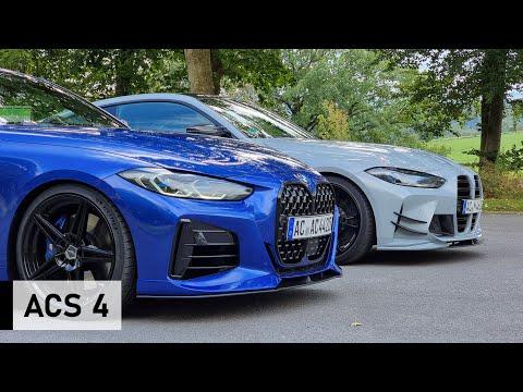 Der 2021 BMW 440i von AC Schnitzer: ACS4 mit 420PS und 600 NM! - Review, Fahrbericht, Test