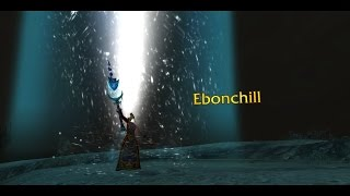 Frost Mage Artifact Weapon: Ebonchill