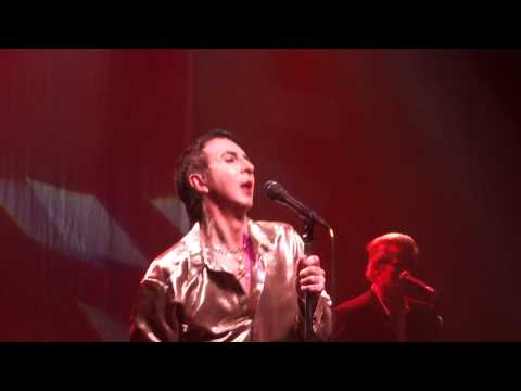 Marc Almond - 'Ruby Red'; Shepherds Bush Empire, London.