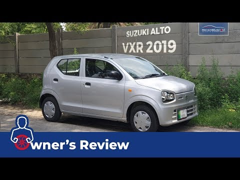 Suzuki Alto VXR 2019 | Owner's Review: