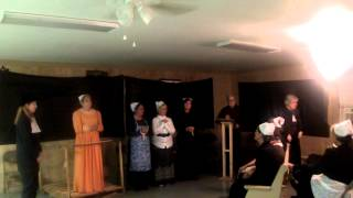 The Witch Trial Of Martha Carrier By: Beretta Henderson And Friends