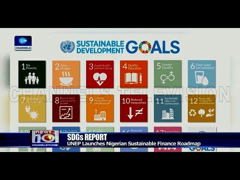 UNEP Launches Nigerian Sustainable Finance Roadmap