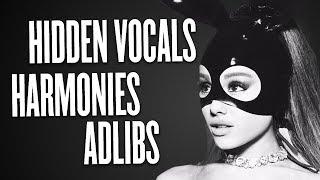 Ariana Grande - HIDDEN VOCALS, Adlibs & Harmonies in Dangerous Woman