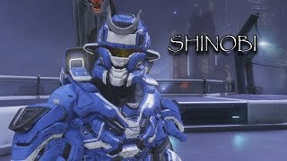 Shinobi FTW!!! (Halo 5 Machinima Short)