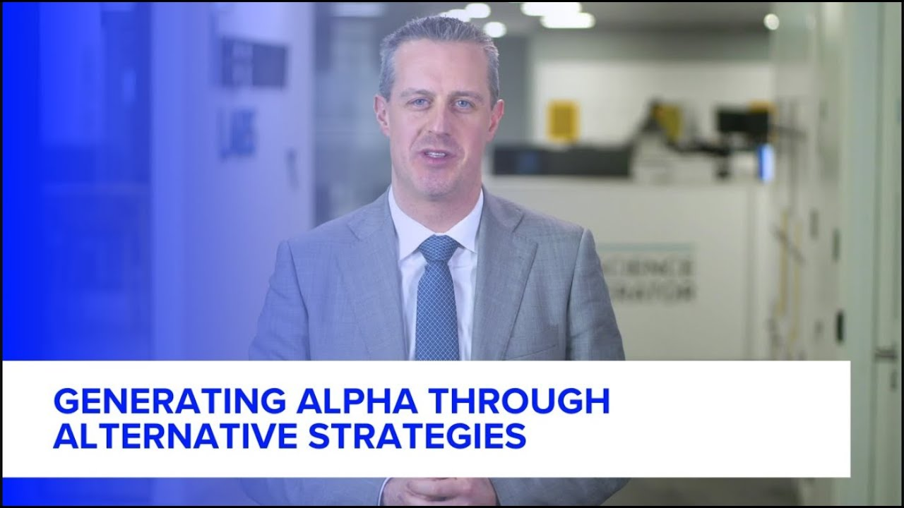 Generating Alpha Through Alternative Strategies