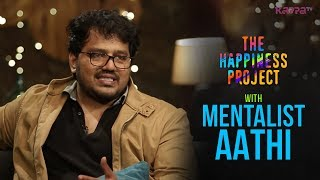 Mentalist Aathi - The Happiness Project - Kappa TV