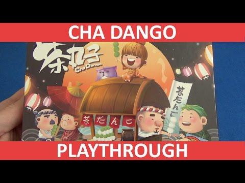 Cha dango - Full Playthrough