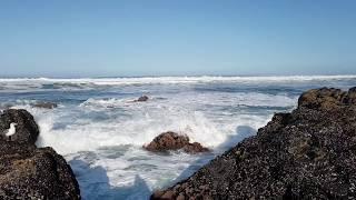 Тихий океан в своей красоте 2019 год Pacific Ocean - 4K 2160p