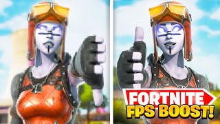 How To Get Smoother & Better FPS in Fortnite