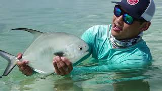"""Lost Coast Outfitters Presents : Fly Fishing the Lower Florida Keys - Episode 2 """"The Grand Slam"""""""
