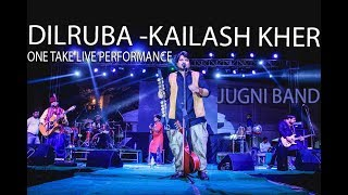 Sufi Rock Band Delhi | Dilruba |  Kailash Kher | Jugni Band | Live