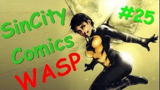 SinCityComics #25.  Wasp (Оса)