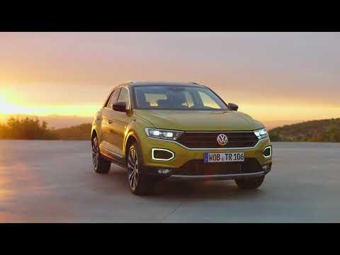 Volkswagen  T Roc Кроссовер класса J - рекламное видео 1