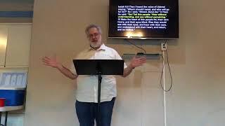 Revelation Through The Eyes of the Tanakh, Week 8