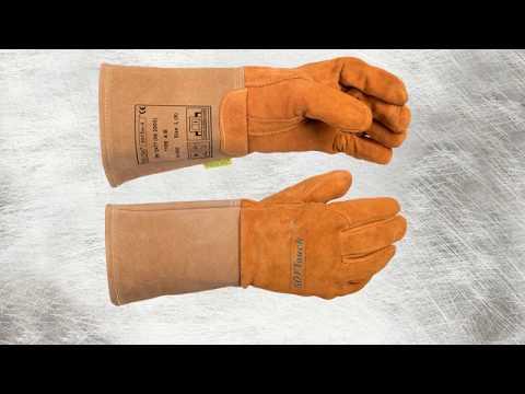 Svářečské rukavice TIG SOFTouch