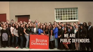 Fewer Stays, Fewer Days: The Bronx Defenders and How Holistic Defense Reduces Mass Incarceration