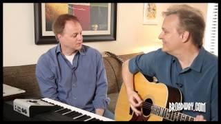 Behind the Music of SOMETHING ROTTEN! with Karey & Wayne Kirkpatrick