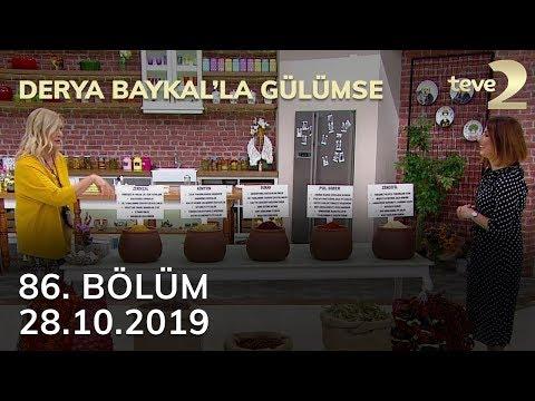 Derya Baykal'la Gülümse 86. Bölüm - 28 Ekim 2019 FULL BÖLÜM İZLE!