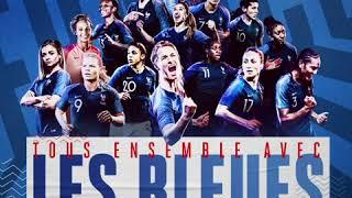 """Opération """"Fiers d'être Bleues"""""""