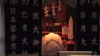美しき日本 奈良 十津川村玉置神社