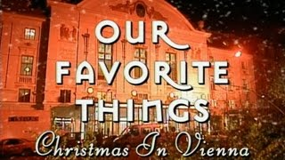 """Our Favourite Things"" (2000). Full Live Christmas Concert in HD."