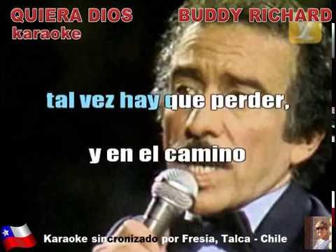 Quiera dios Buddy Richard