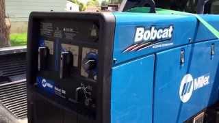 Miller Bobcat 250 Welder