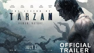 Trailer of The Legend of Tarzan (2016)